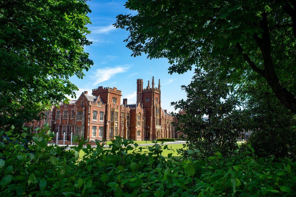 uk university building